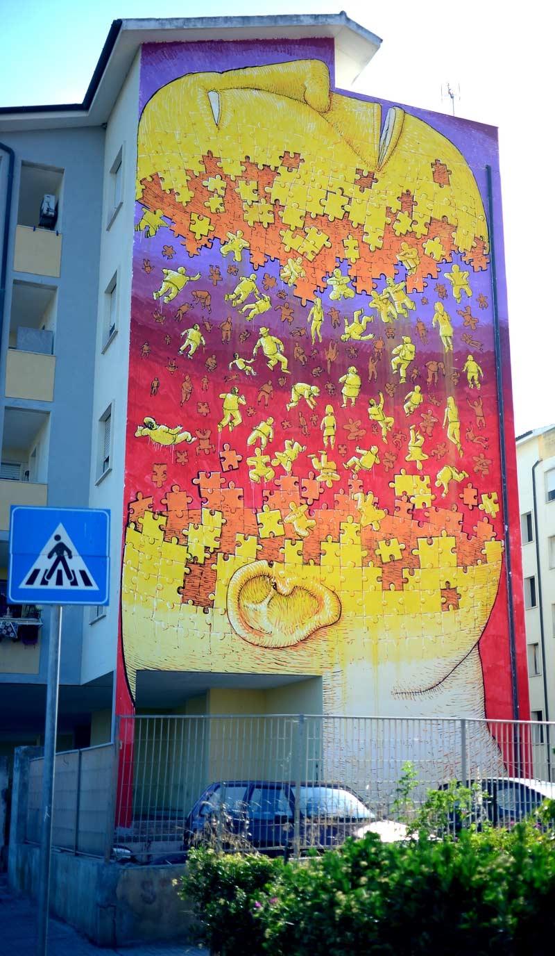 Neue Murals von Blu blu-mural-italy_02