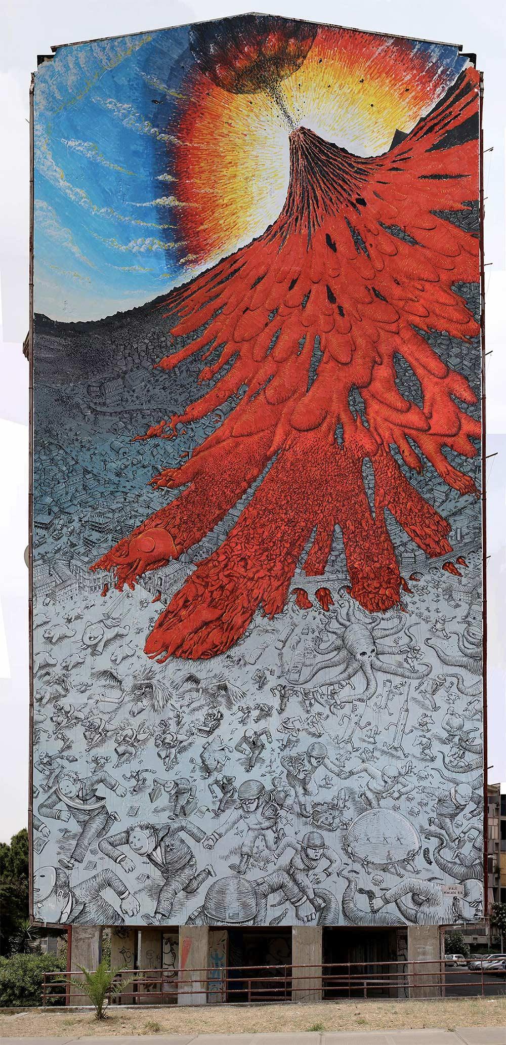 Neue Murals von Blu blu-mural-italy_05