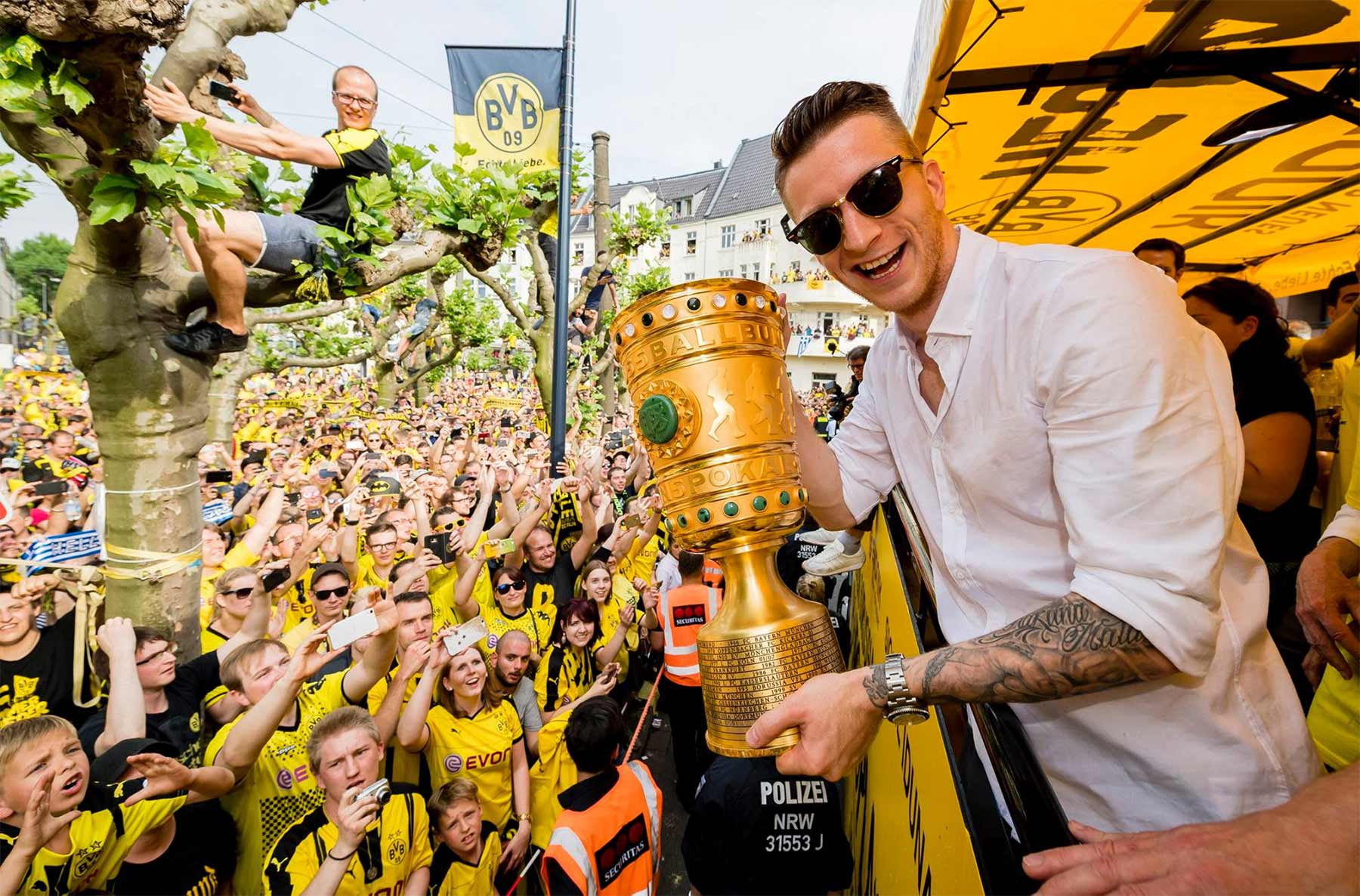 Quo vadis, Borussia Dortmund? bvb-dfb-pokalfeier