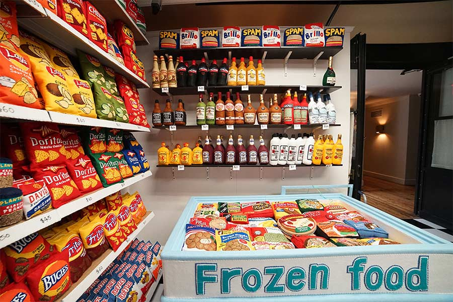 Ein Supermarkt aus Filz filz-supermarkt_02