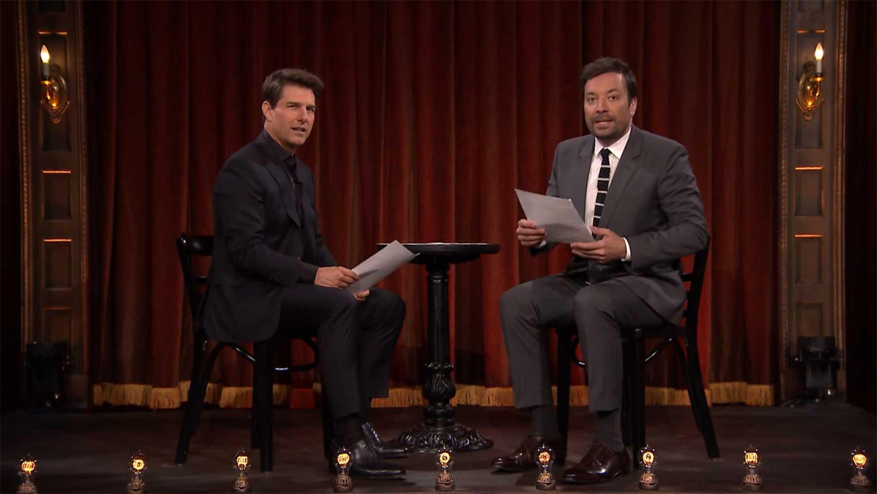 Tom Cruise spielt von Kindern geschriebene Szenen kid-theater-with-tom-cruise