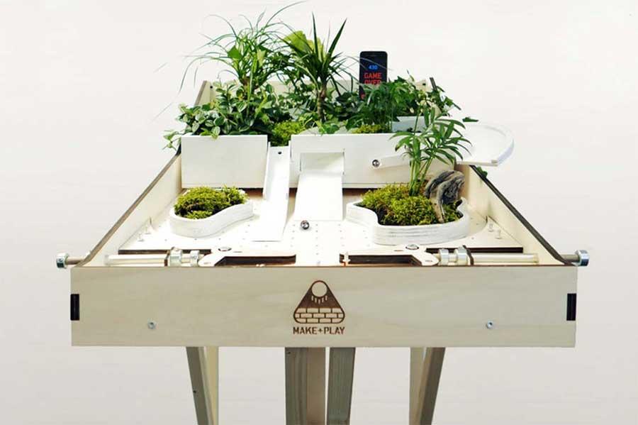 Bau dir deine eigene Pinball-Maschine