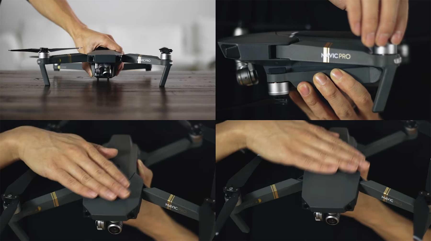 Musik aus Drohnen-Sounds