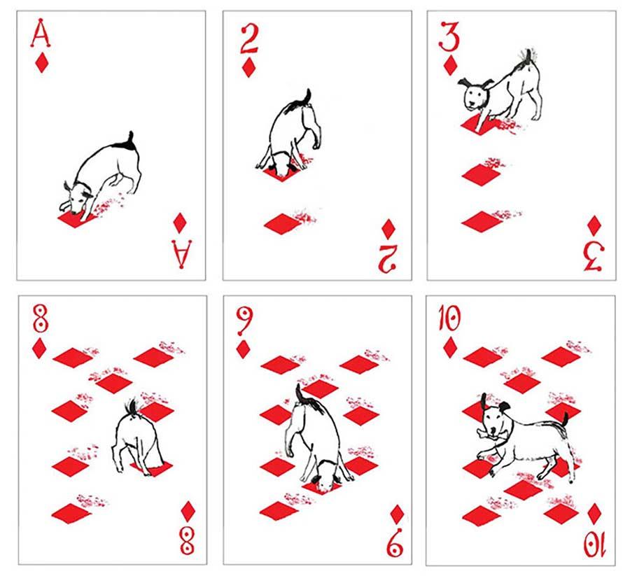 Dieses Kartenspiel ist auf den Hund gekommen pack-of-dogs-playing-cards_03