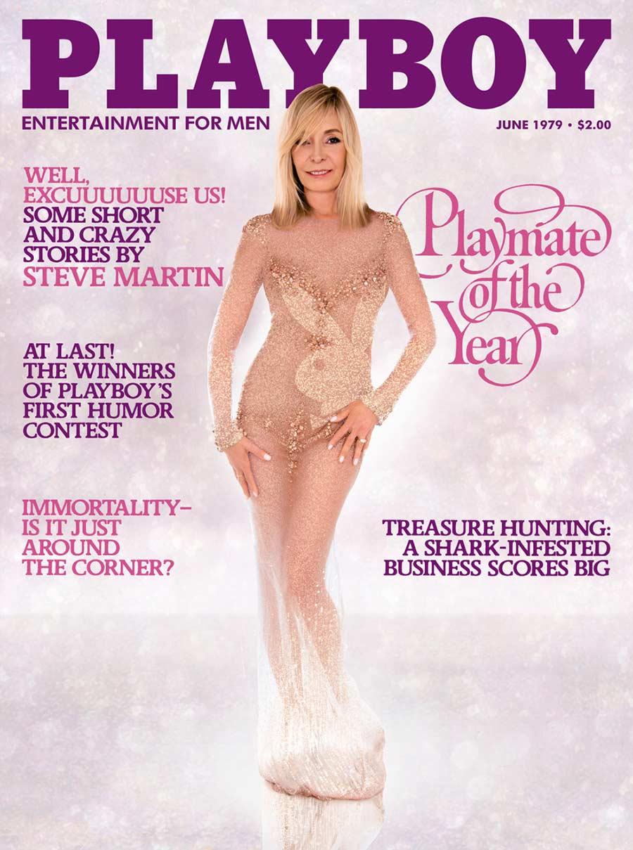 Playmates stellen nach 30 Jahren ihre Covermotive nach playboy-cover-jahre-spaeter_09