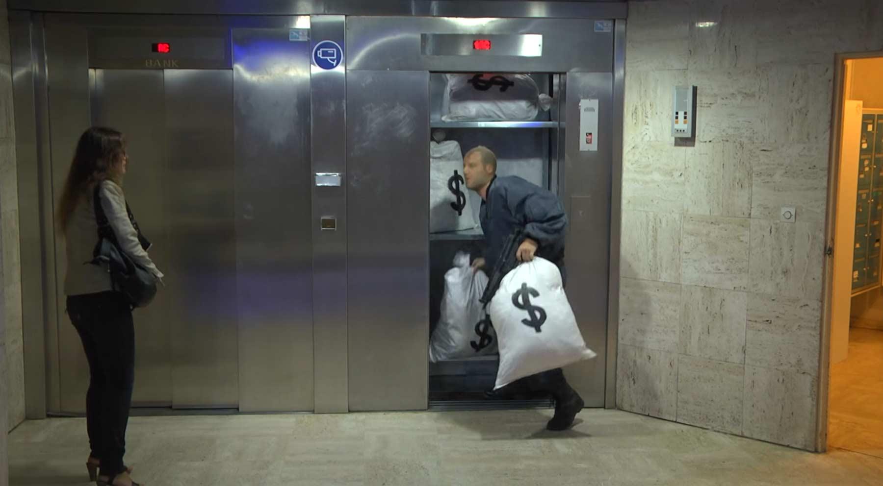 Rémi Gaillards beste Fahrstuhlstreiche