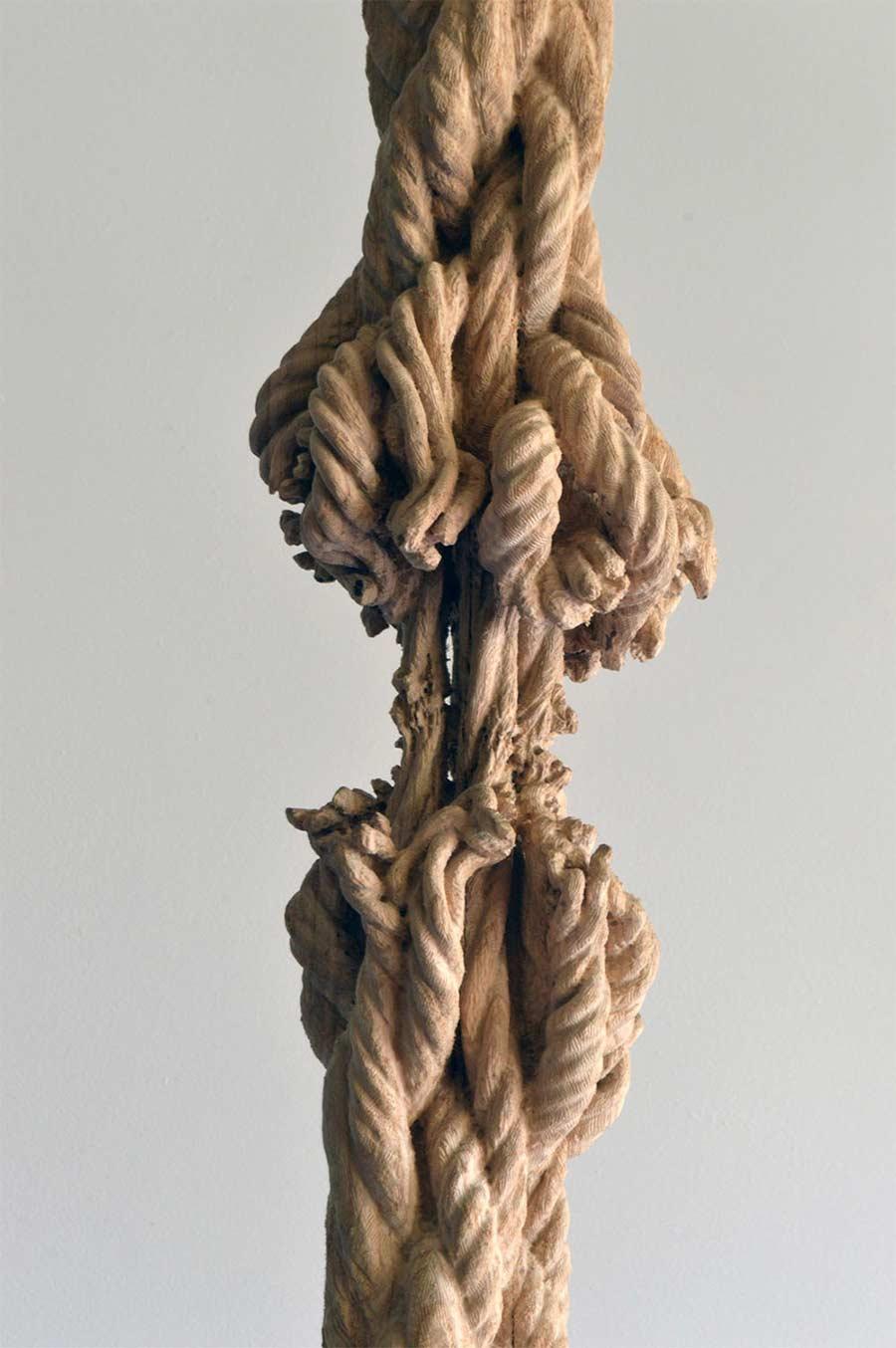 Dieser Baumstamm hängt am hölzernen Faden schrodingers-wood_04