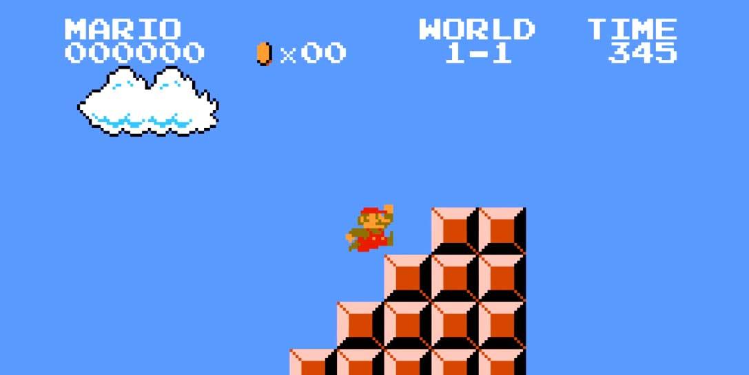 Super Mario Bros. ohne Tode, Münzen und Gegenständen durchgespielt