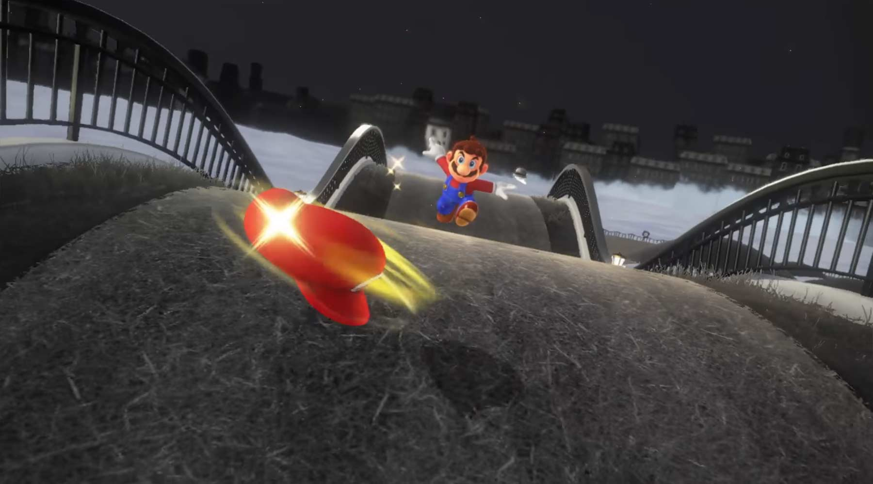 Super Mario Odyssey E3 2017 Gameplay Trailer