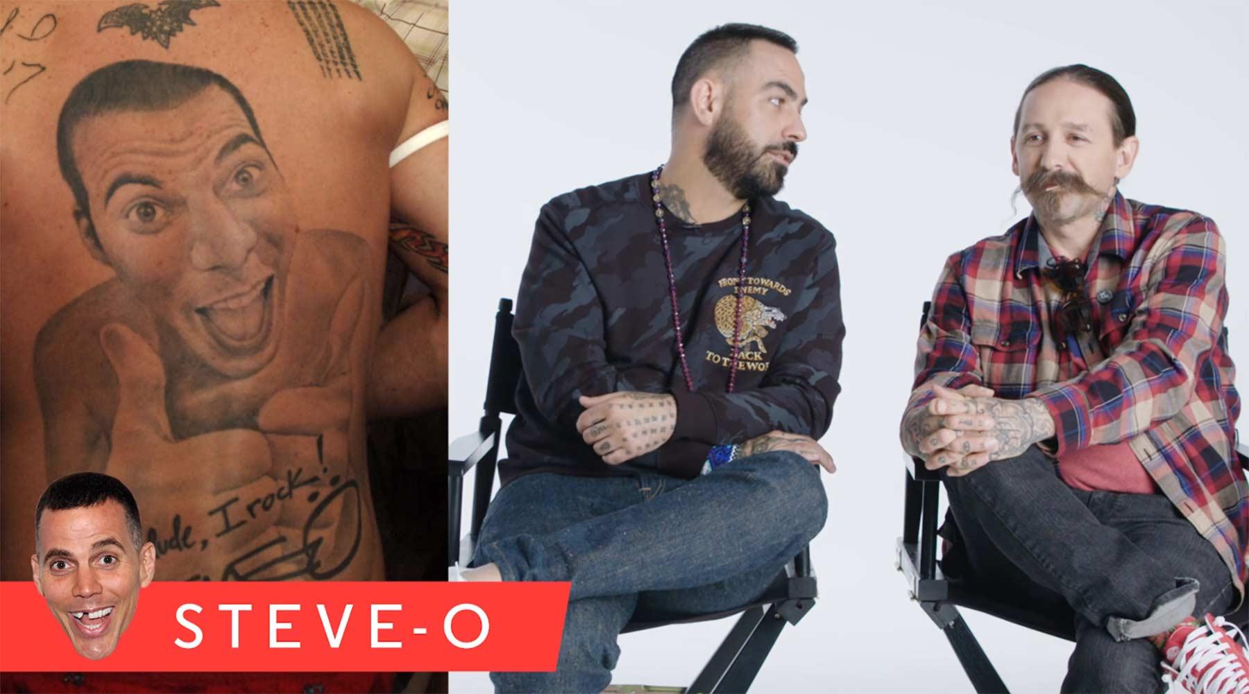 Das sagen Profis über die Tattoos der Stars tattoo-artists-critique-celebrities