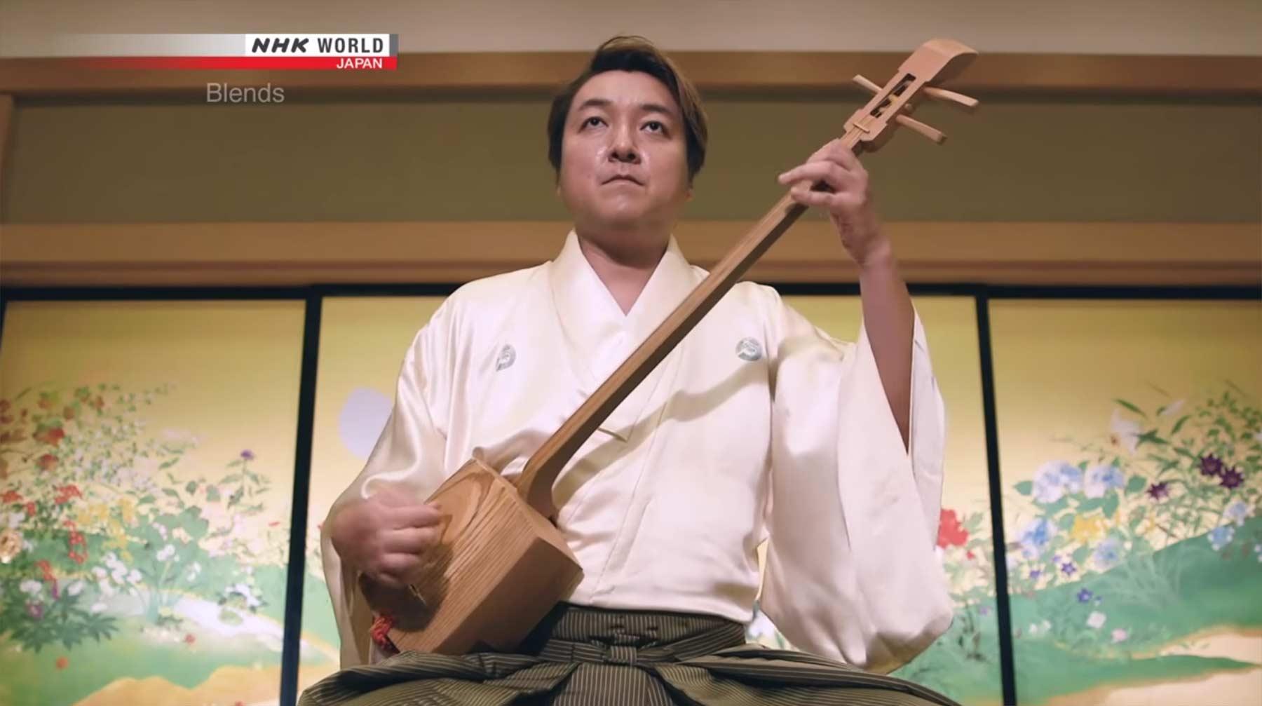 """""""Message in a Bottle"""" auf traditionellen japanischen Instrumenten the-police-message-in-a-bottle-Gottan-cover"""