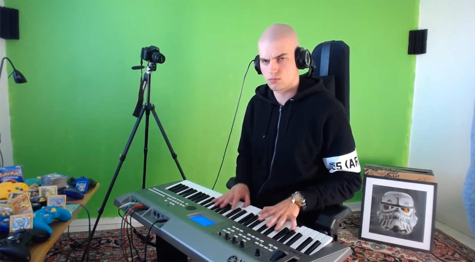"""Totos """"Africa"""" in 12 Varianten auf dem Keyboard gespielt"""