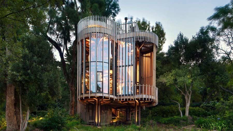 Das etwas andere Baumhaus