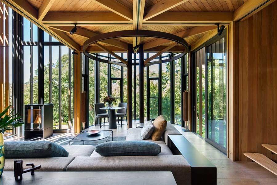 Das etwas andere Baumhaus tree-house-Malan-Vorster_02
