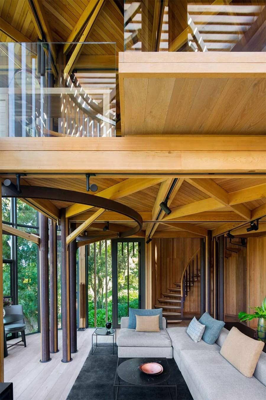 Das etwas andere Baumhaus tree-house-Malan-Vorster_04