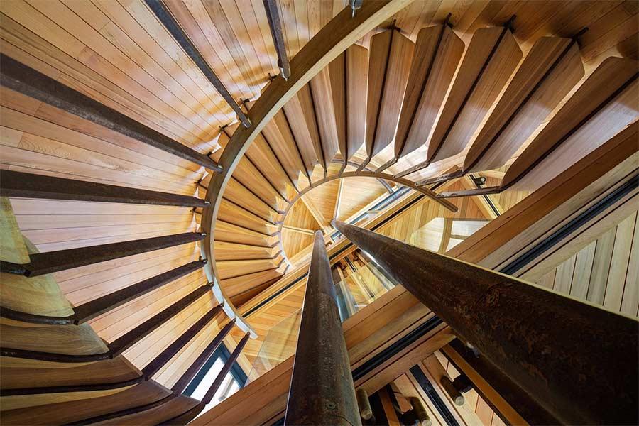 Das etwas andere Baumhaus tree-house-Malan-Vorster_06