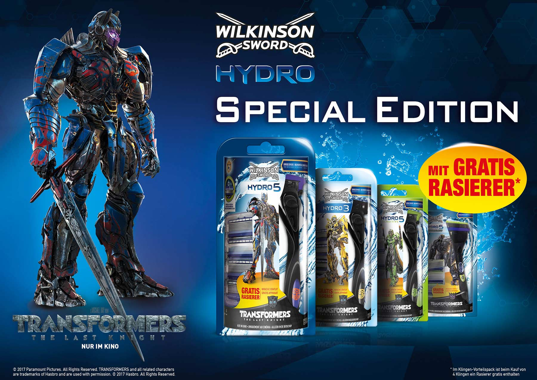 Wilkinson Sword Special Edition