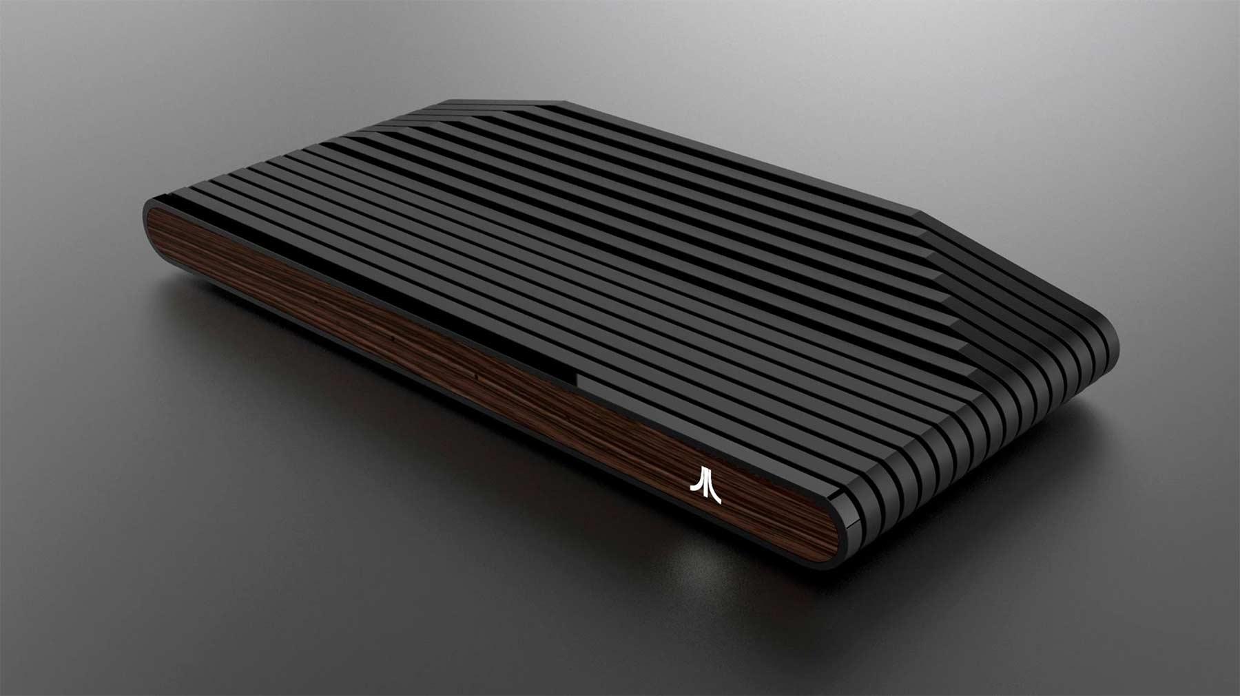 So soll die neue Atari-Konsole aussehen Ataribox_01