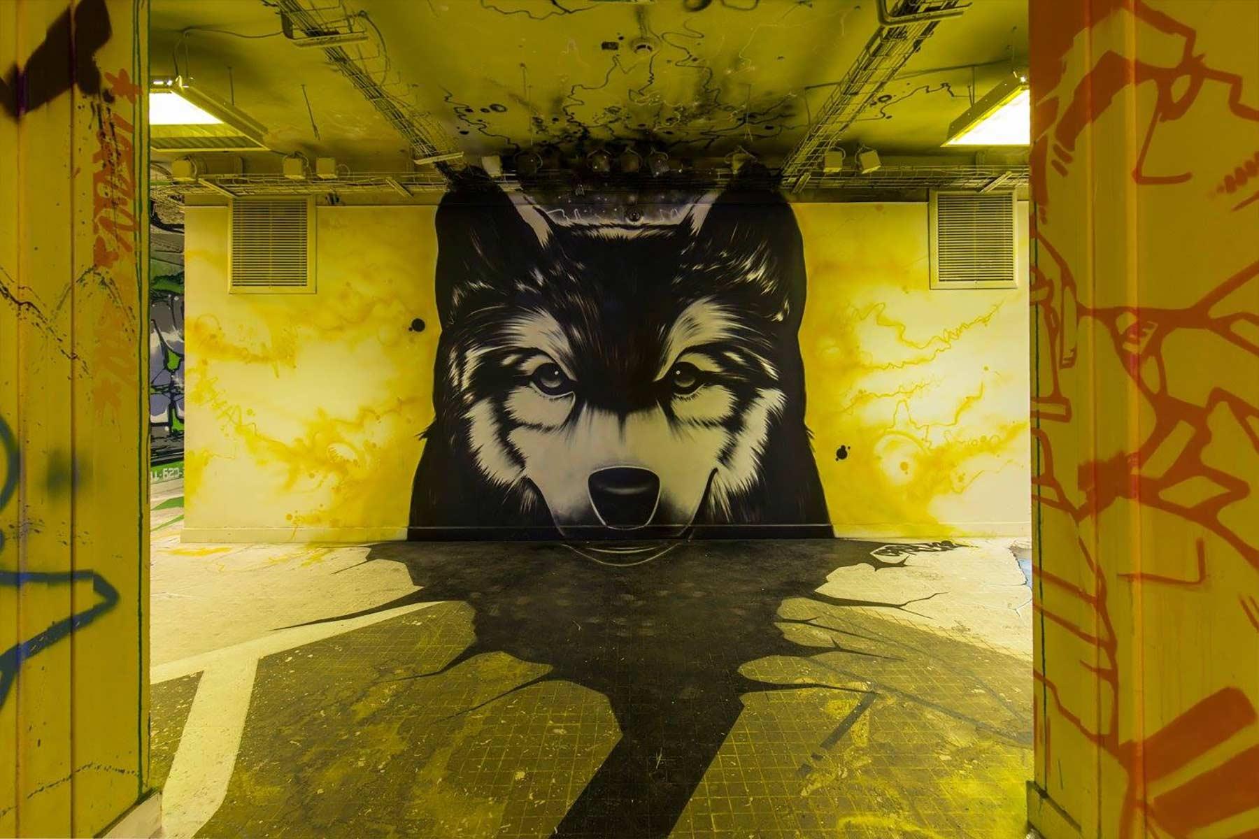 100 Graffiti-Künstler haben dieses Studentenwohnheim verschönert Cite-Internationale-Universitaire-Paris-Rehab2_05