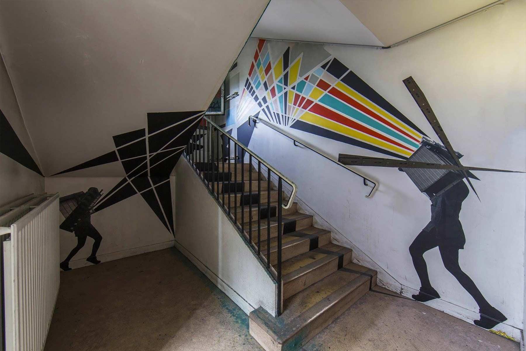 100 Graffiti-Künstler haben dieses Studentenwohnheim verschönert Cite-Internationale-Universitaire-Paris-Rehab2_07