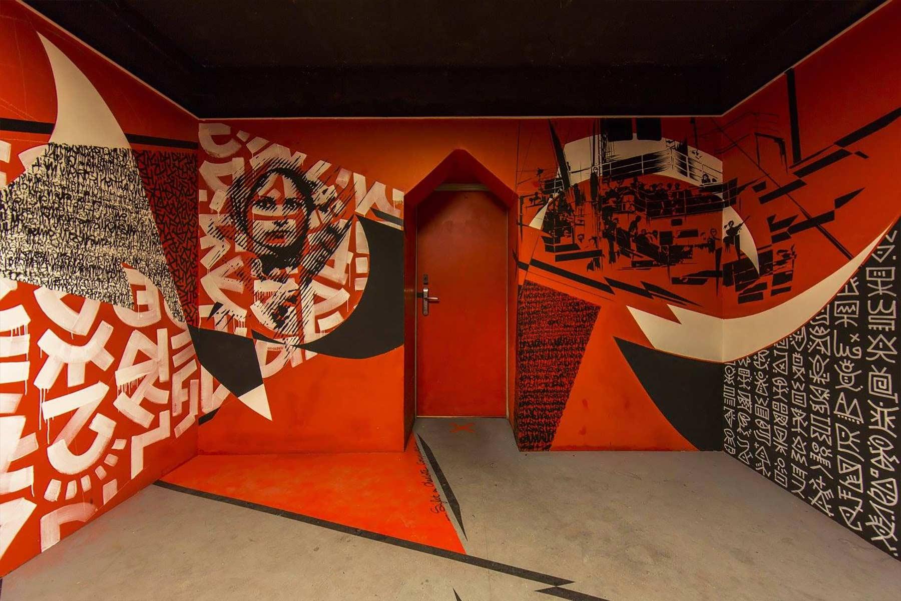 100 Graffiti-Künstler haben dieses Studentenwohnheim verschönert Cite-Internationale-Universitaire-Paris-Rehab2_10