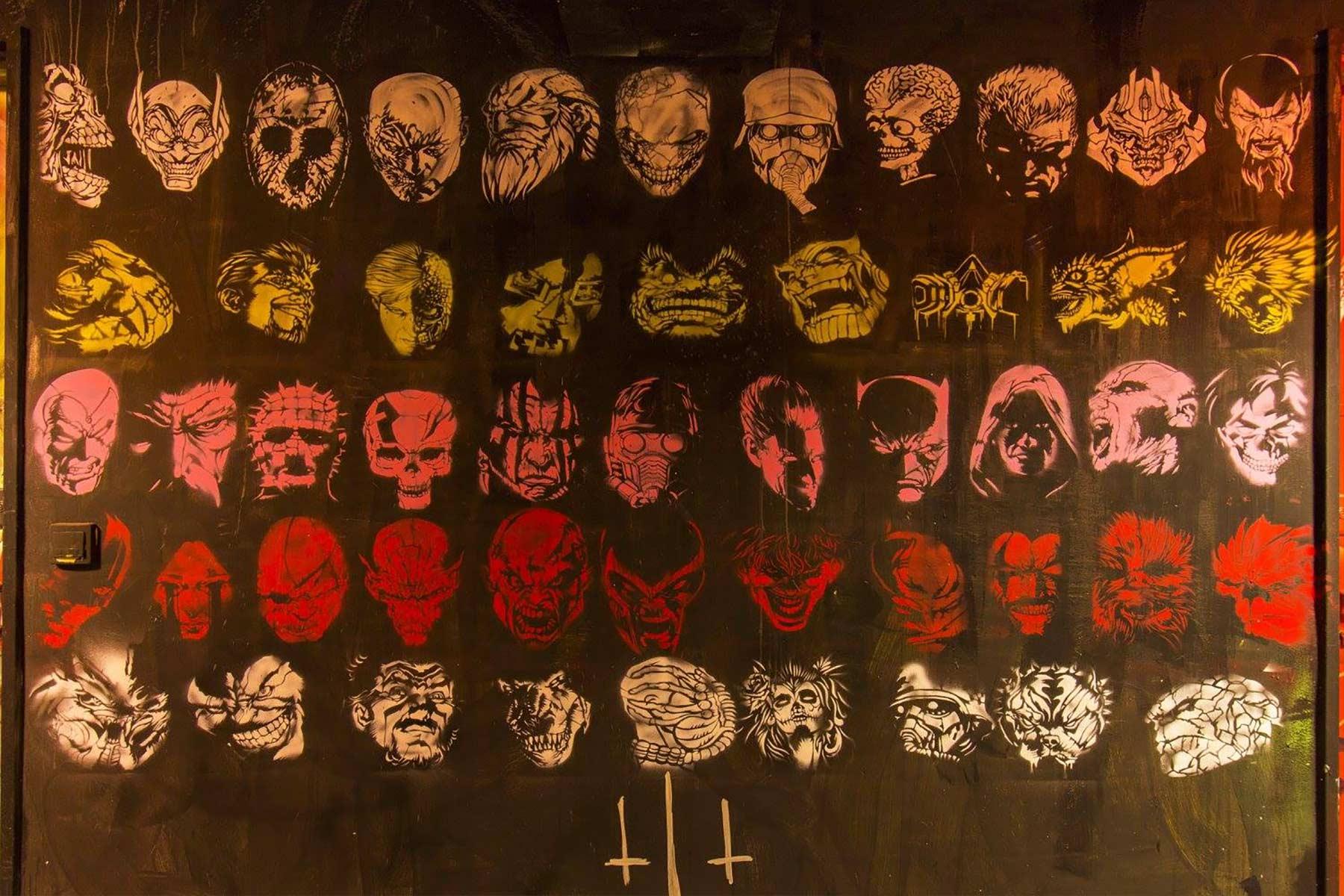 100 Graffiti-Künstler haben dieses Studentenwohnheim verschönert Cite-Internationale-Universitaire-Paris-Rehab2_11