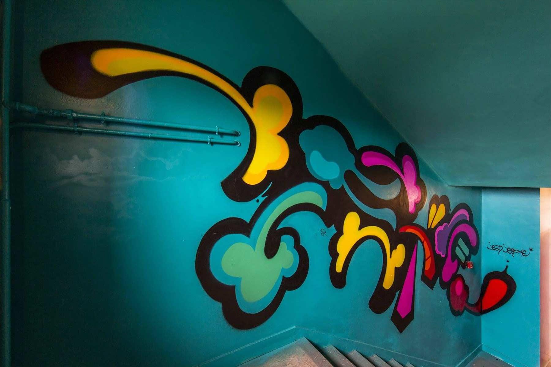 100 Graffiti-Künstler haben dieses Studentenwohnheim verschönert Cite-Internationale-Universitaire-Paris-Rehab2_12