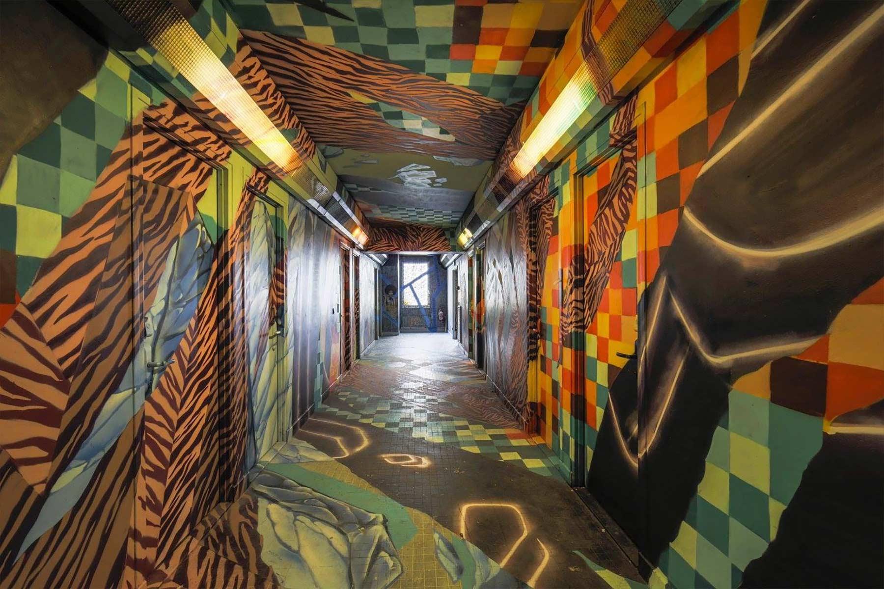 100 Graffiti-Künstler haben dieses Studentenwohnheim verschönert Cite-Internationale-Universitaire-Paris-Rehab2_14