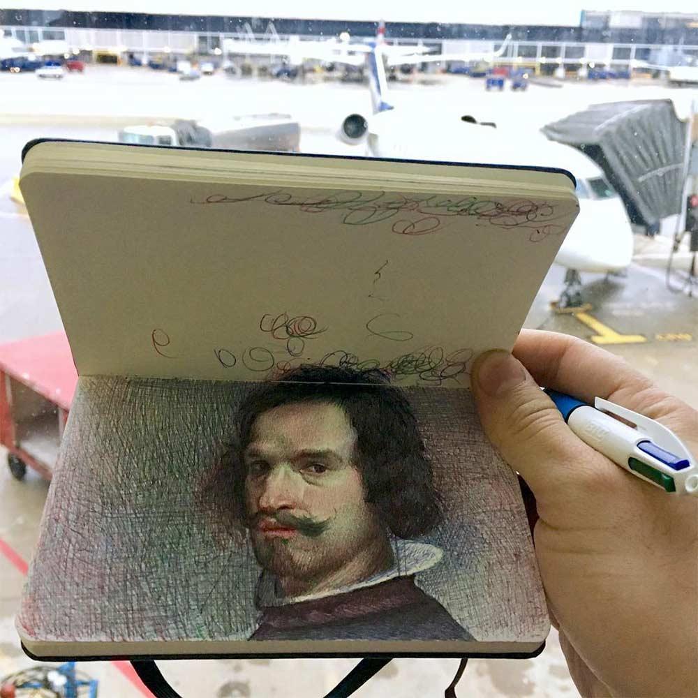 Neue Zeichnungen von Nicolas V. Sanchez Nicolas-V-Sanchez-sketchbooks_02
