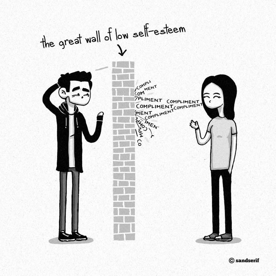 Webcomics über das Leben, den Tod und die Melancholie SandSerif-webcomics_03