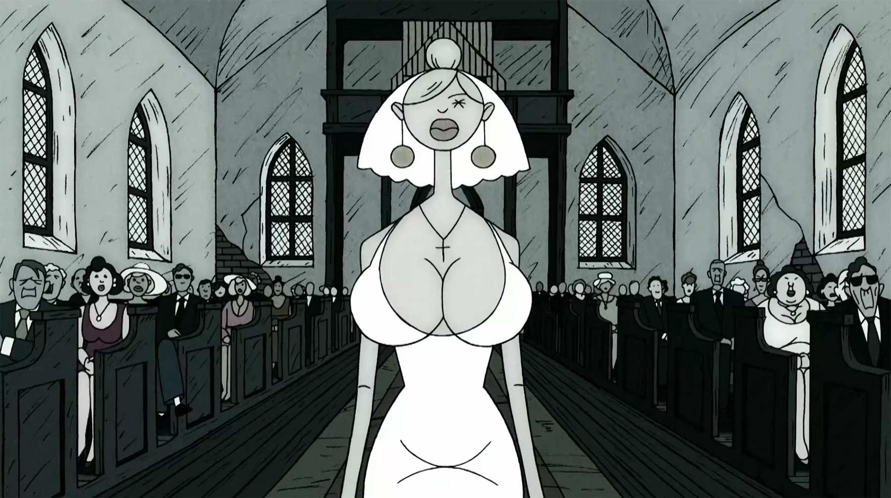 Animated Short: Villa Antropoff Villa-Antropoff