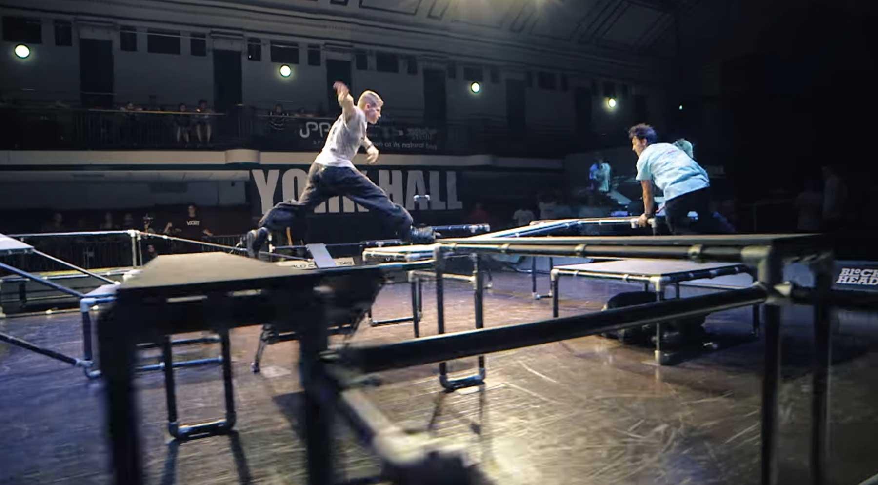 Weltmeisterschaften im Fangen-Spielen World-Chase-Tag-highlights