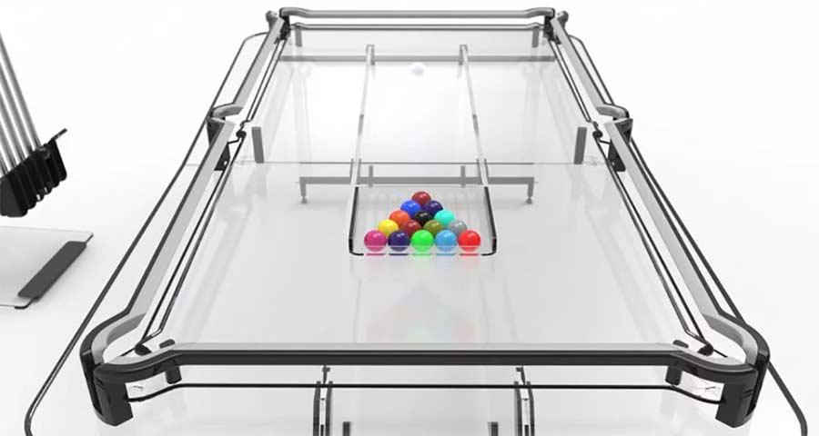 Gläserner Billardtisch X1-Everest-Pool-Table_Glasbillardtisch_01