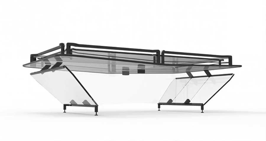 Gläserner Billardtisch X1-Everest-Pool-Table_Glasbillardtisch_03