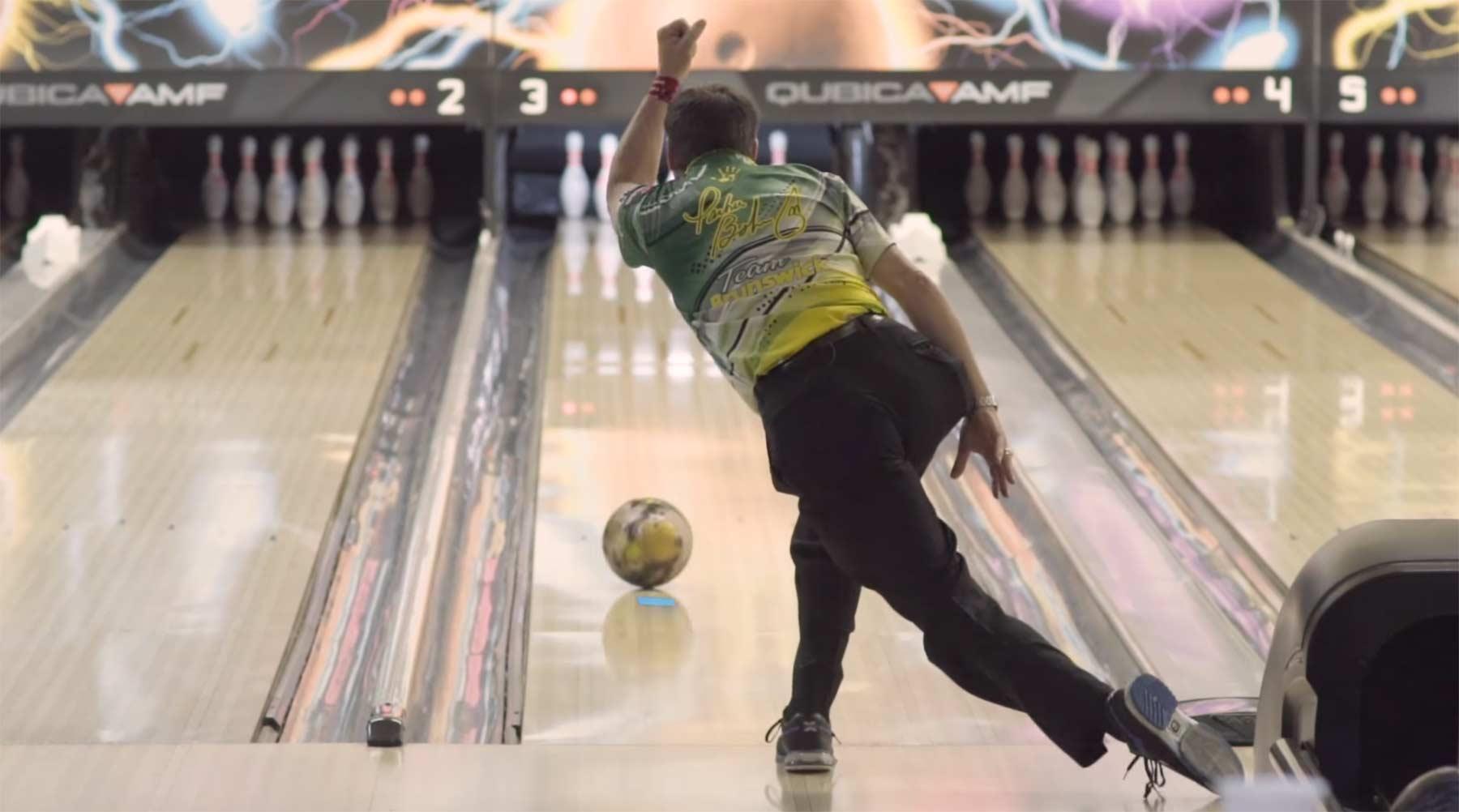 Erklärvideo: Der Aufbau einer Bowlingbahn