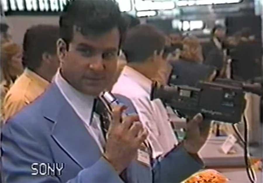 Video-Einblicke von der CES 1987