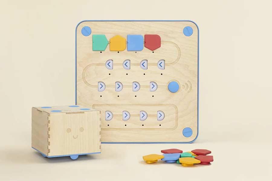 Mit Cubetto sollen Kleinkinder ans Programmieren herangeführt werden