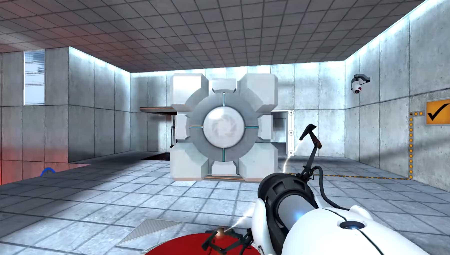 """""""Portal"""" komplett ohne Mausbewegung durchgespielt portal-ohne-mausbewegung"""
