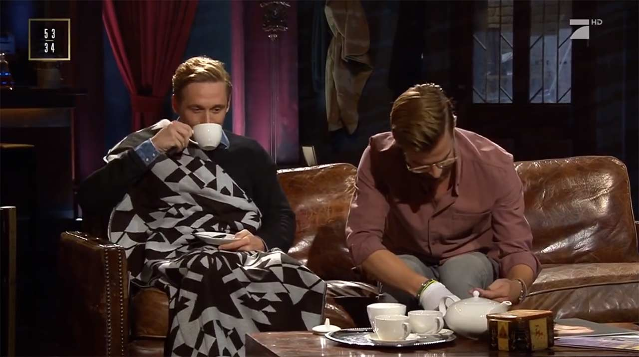 Matthias Schweighöfer in Game of Thrones schweighoefer-at-halligalli