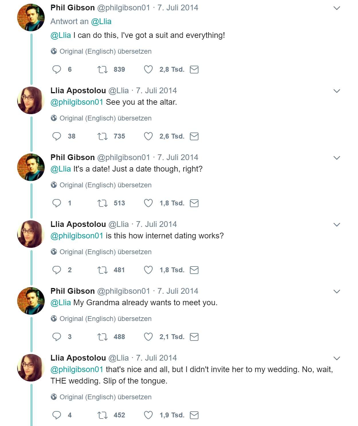 Frau fragt auf Twitter nach Hochzeitsbegleitung und heiratet ihn drei Jahre später twitter-hochzeitseinladung_01