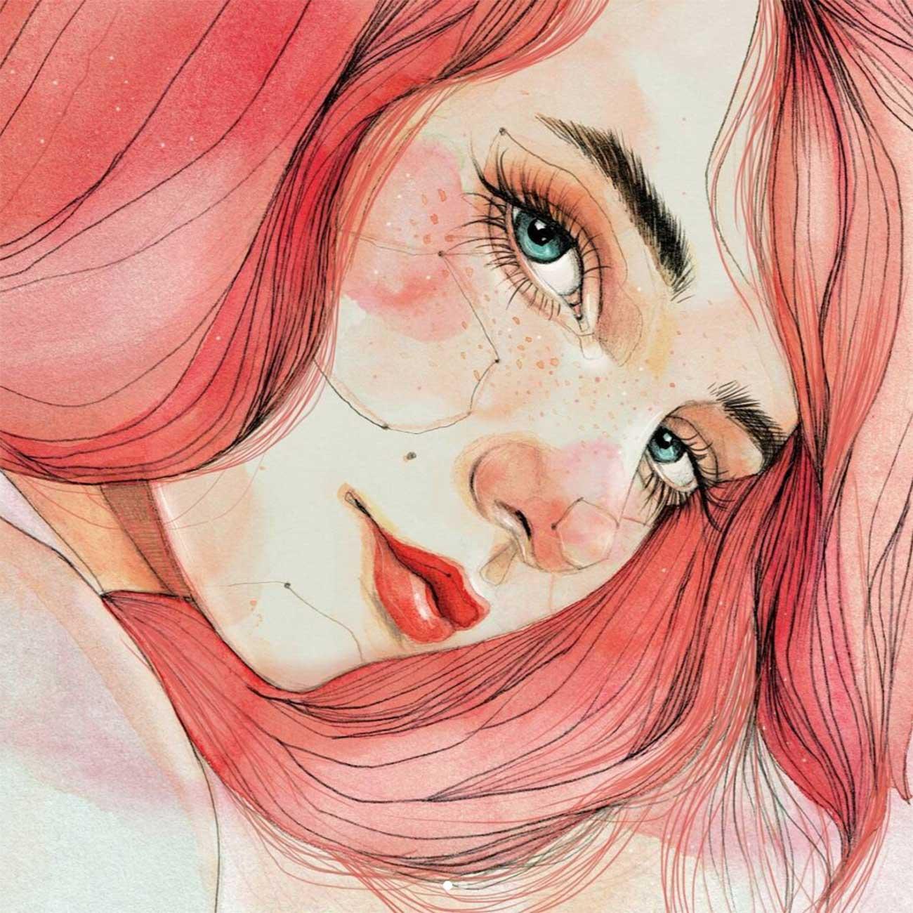 Zeichnungen: Ana Santos