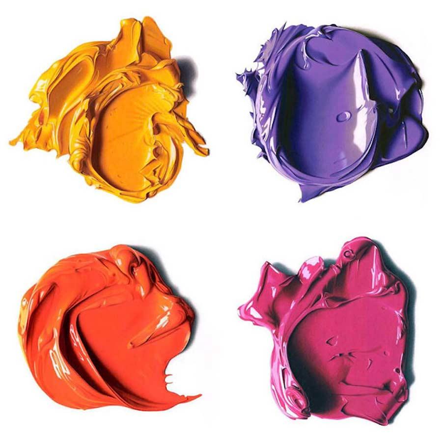 Ultrarealistisch Gezeichnete Farbkleckse CJ-Hendry-complementary-colors_04