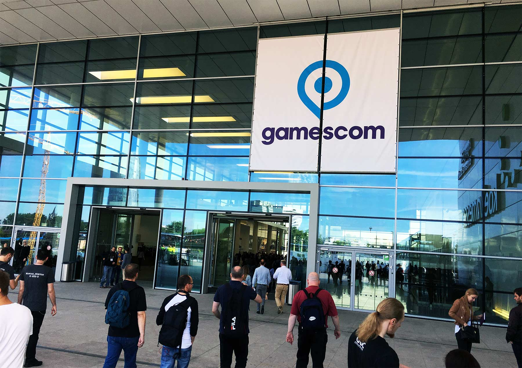 Meine Highlights der Gamescom 2017