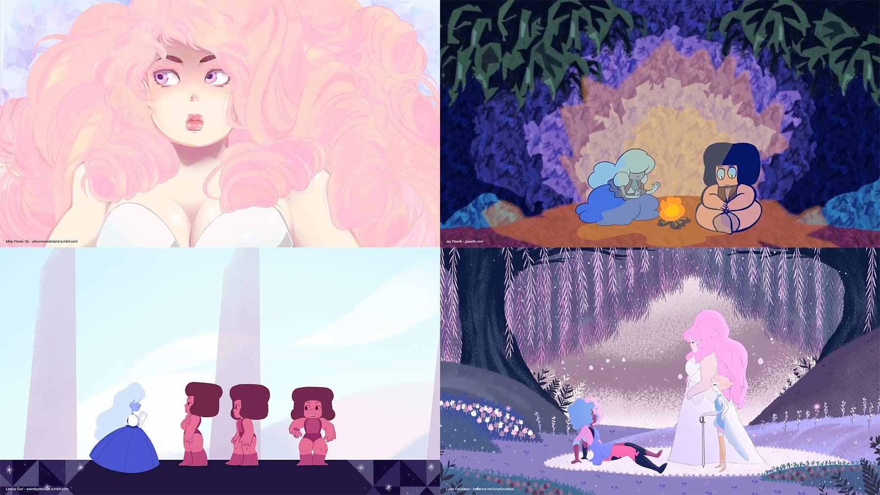 164 Künstler animieren Cartoonepisode nach