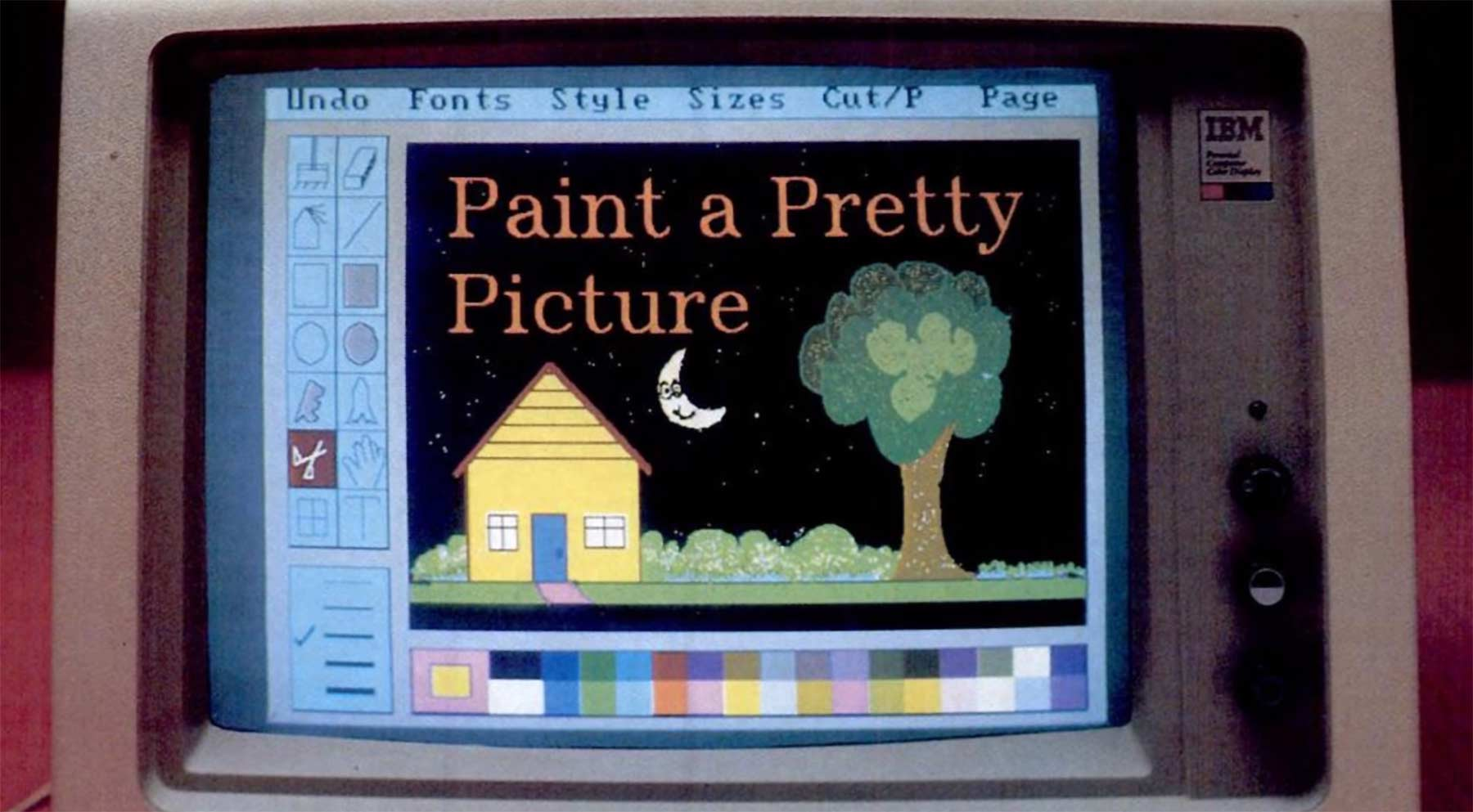 The History of MS Paint
