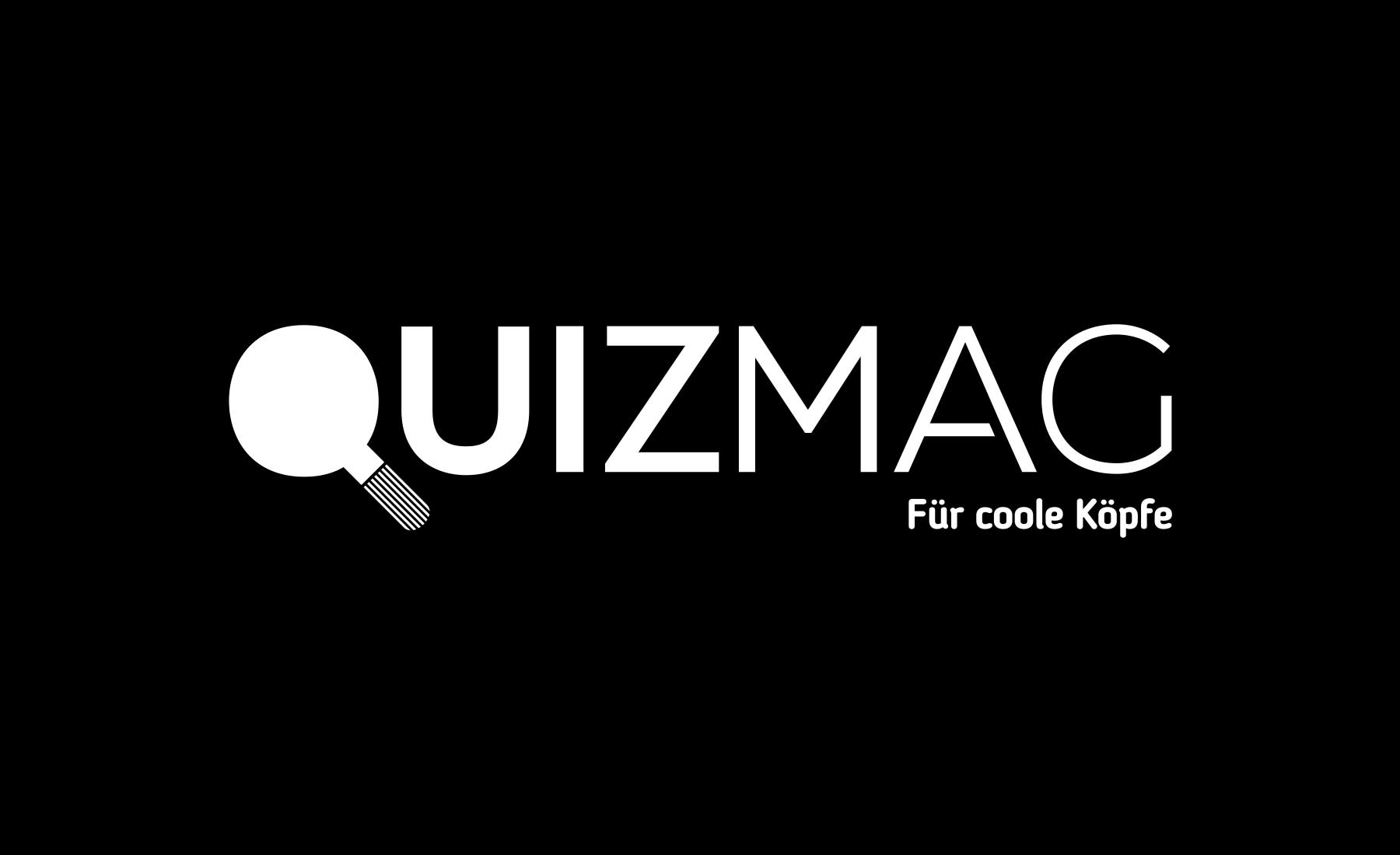 QUIZmag is back! QUIZmag-neu