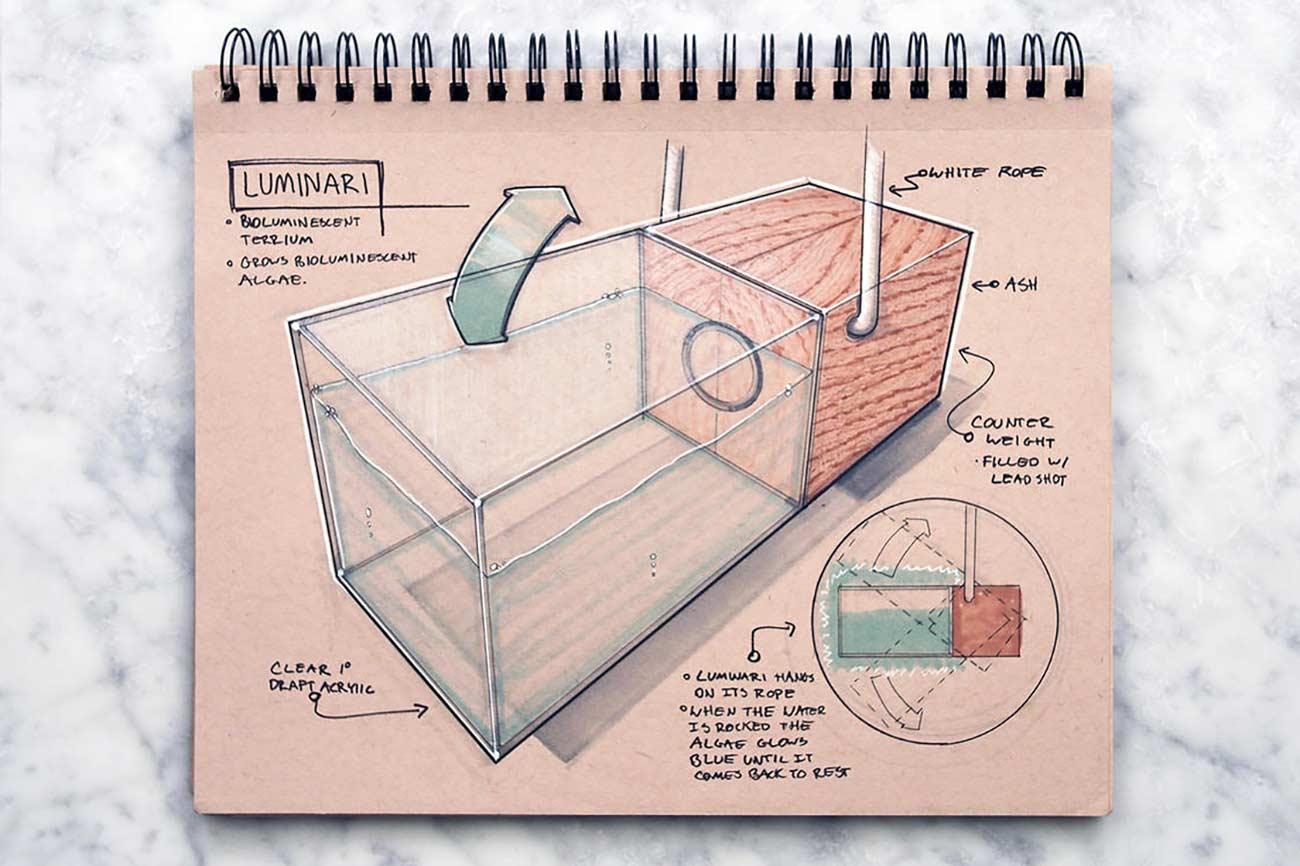 Blick in das Skizzenbuch eines Architekten Reid-Schlegel_04