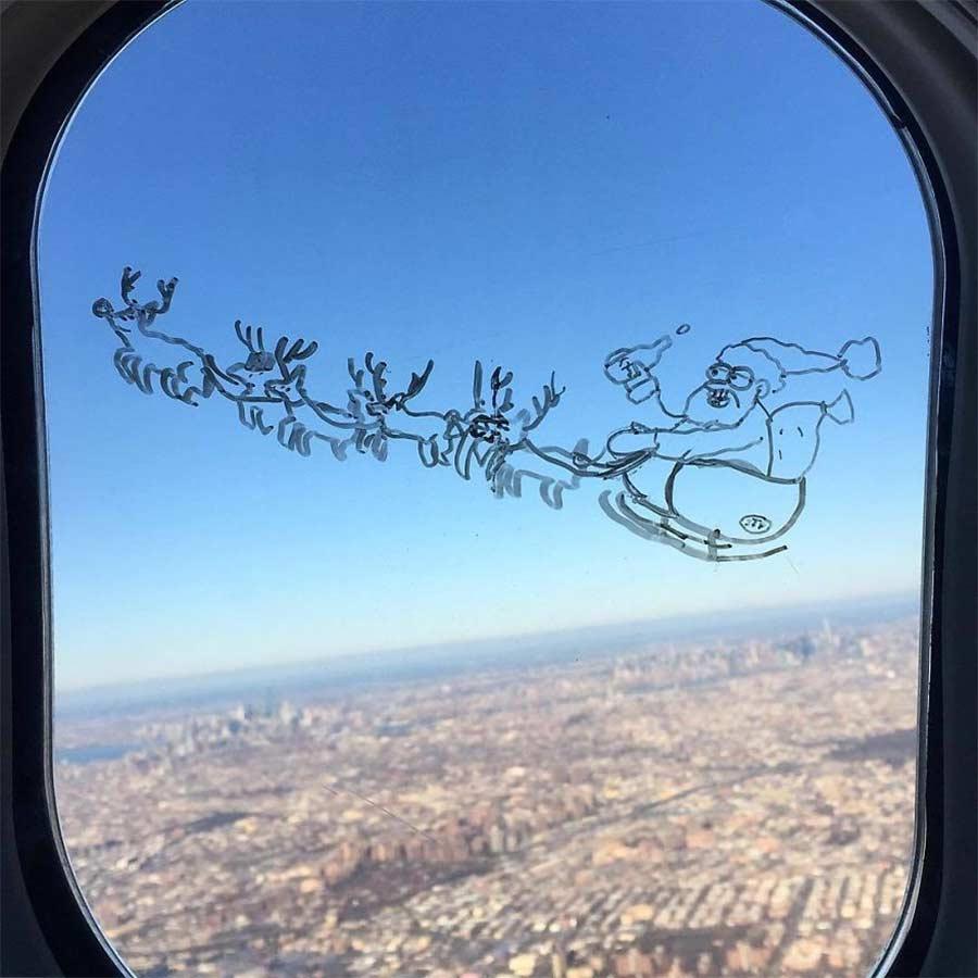 Fenstermalerei im Flugzeug Stephen-Palladino-fensterbilder_02