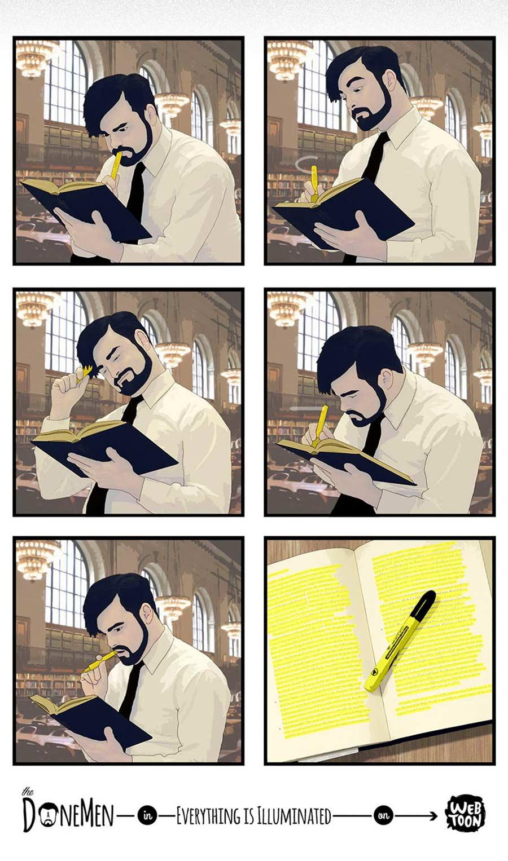 Sarkastische Webcomics von David Daneman The-Daneman_04
