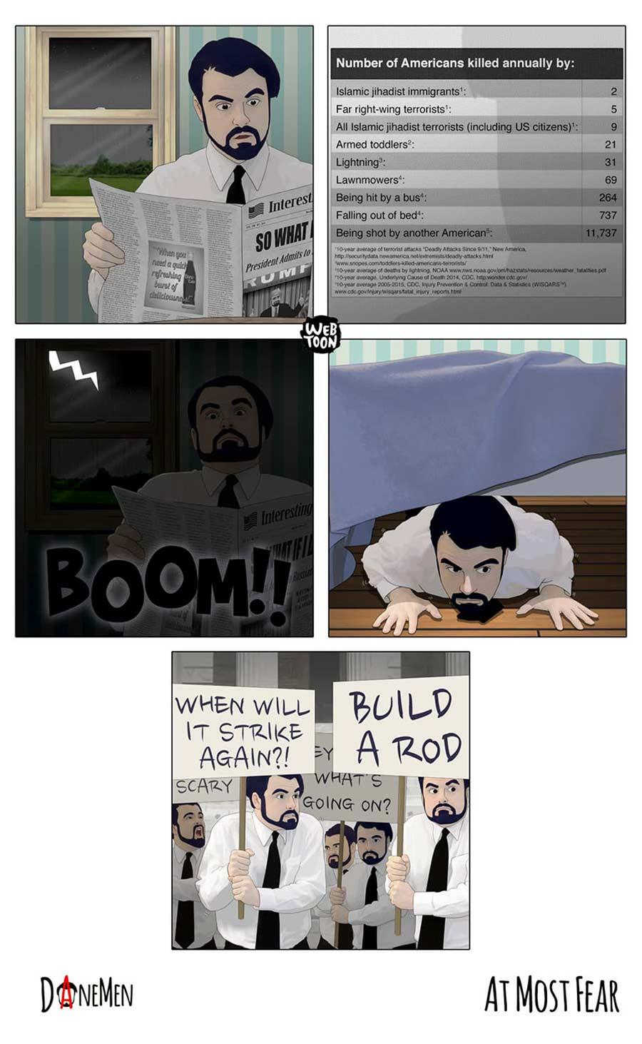 Sarkastische Webcomics von David Daneman The-Daneman_05